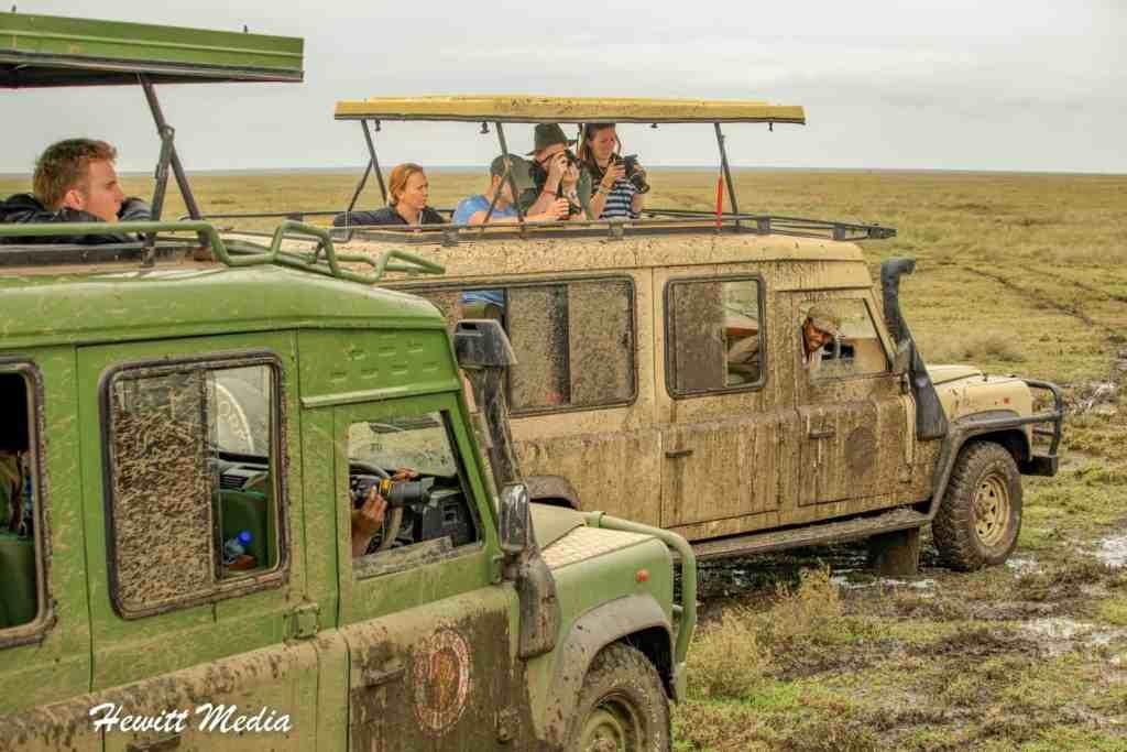 Tanzania Safari Itinerary - Serengeti National Park