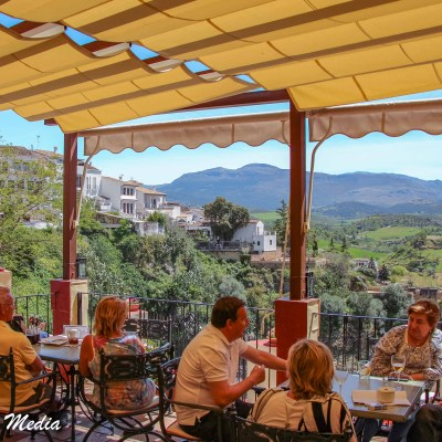 Restaurante Don Miguel in Ronda, Spain