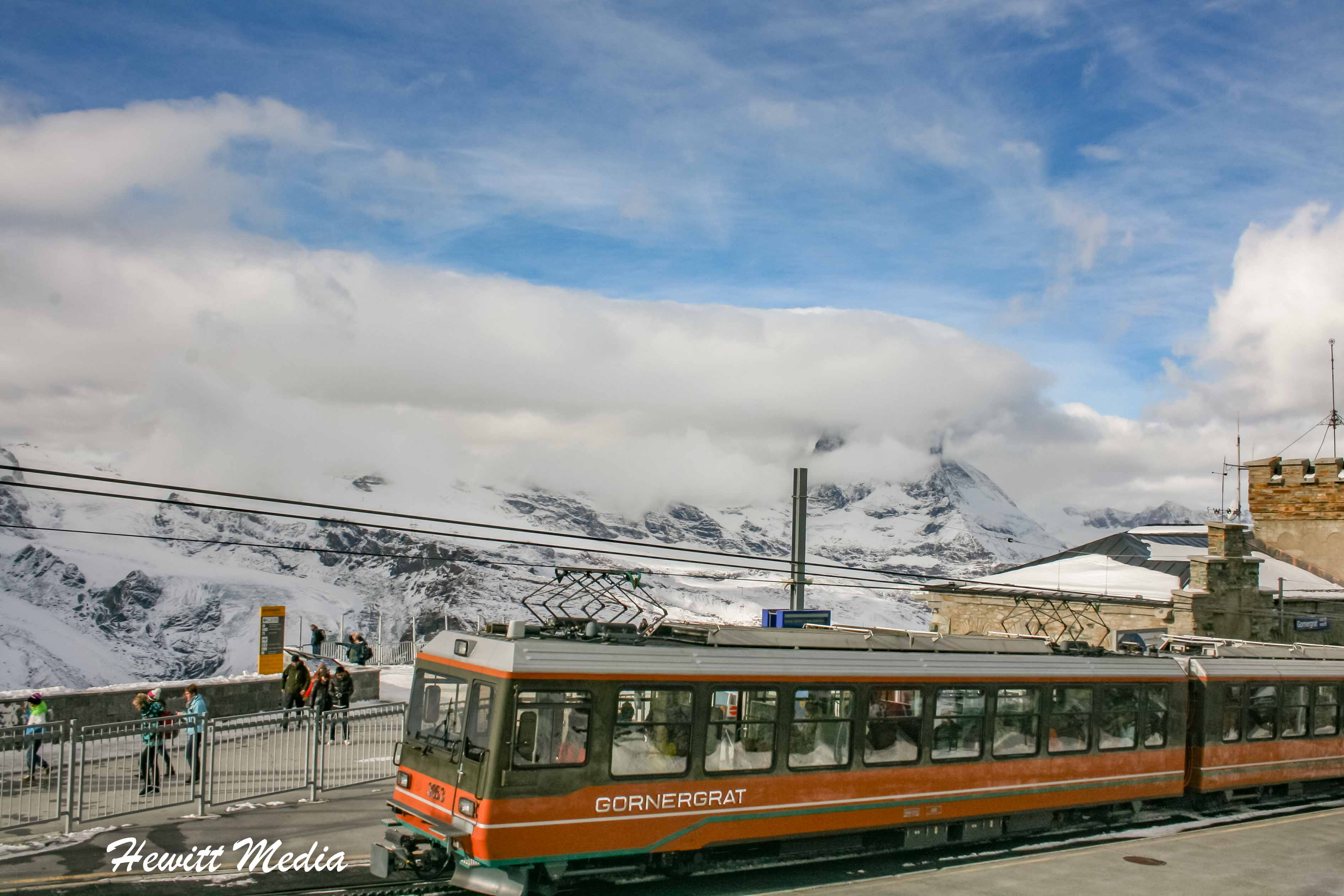 Train to Gornergrat