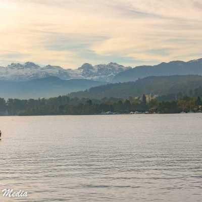 The beautiful Lake Lucerne