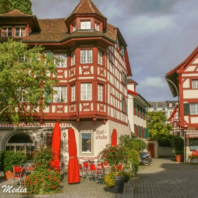 Old Town in Lucerne