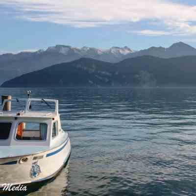 Stunning Lake Lucerne
