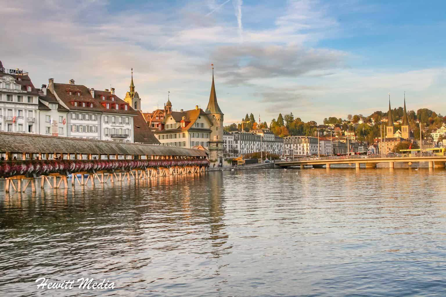 Top European Destinations - Lucerne, Switzerland