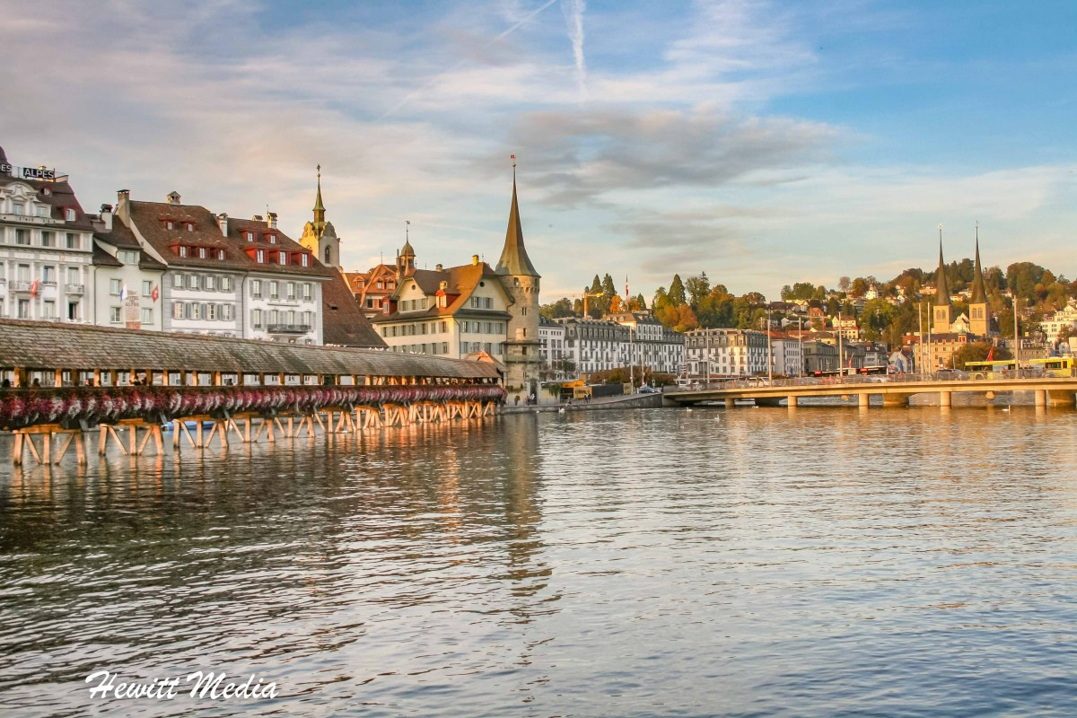 Visitor's Guide to Lucerne, Switzerland
