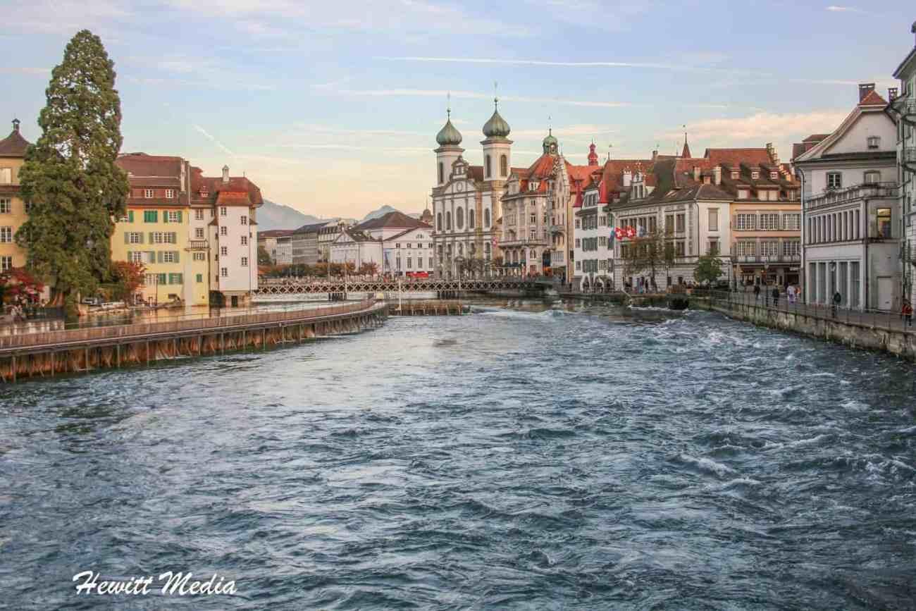 Top European Destinations - Lucerne