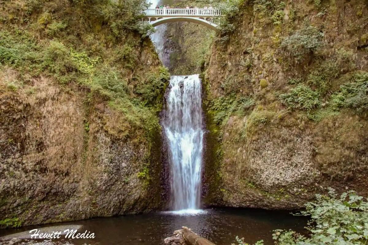 Multnomah Falls Visitor Guide