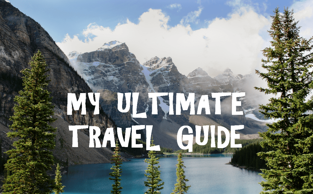 Get My Ultimate Travel Guide for FREE