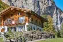 Europe's Top Destinations - Lauterbrunnen
