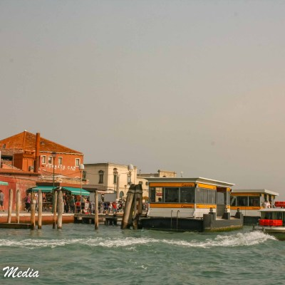 Water Taxi Ride in Venice
