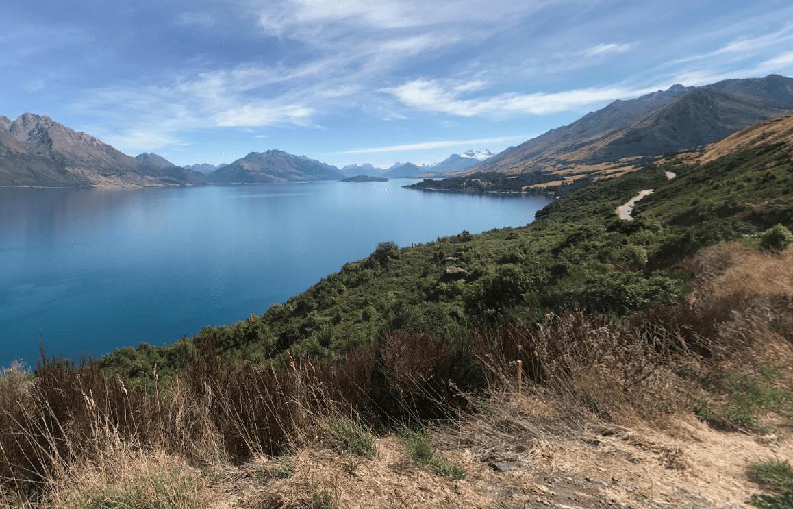 Bennett's Bluff Lookout