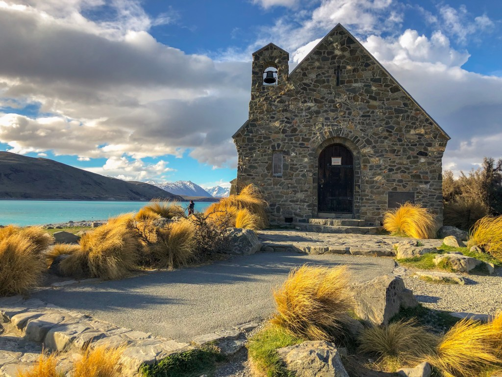 Travel Journal (9/25/2019):  Arriving in New Zealand