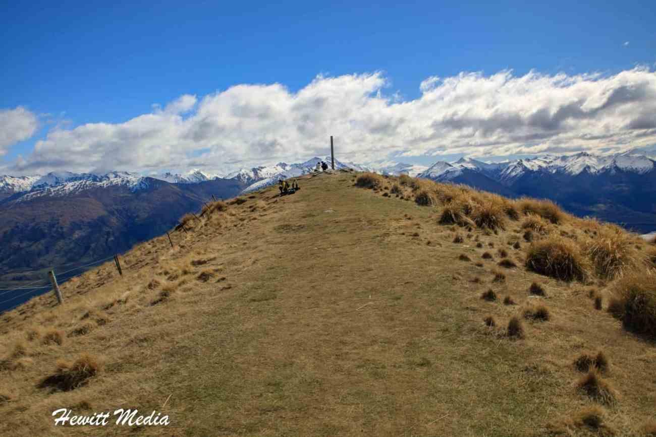 Isthmus Peak Track Hike-4998
