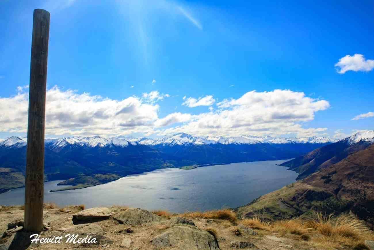 Isthmus Peak Track Hike-4999