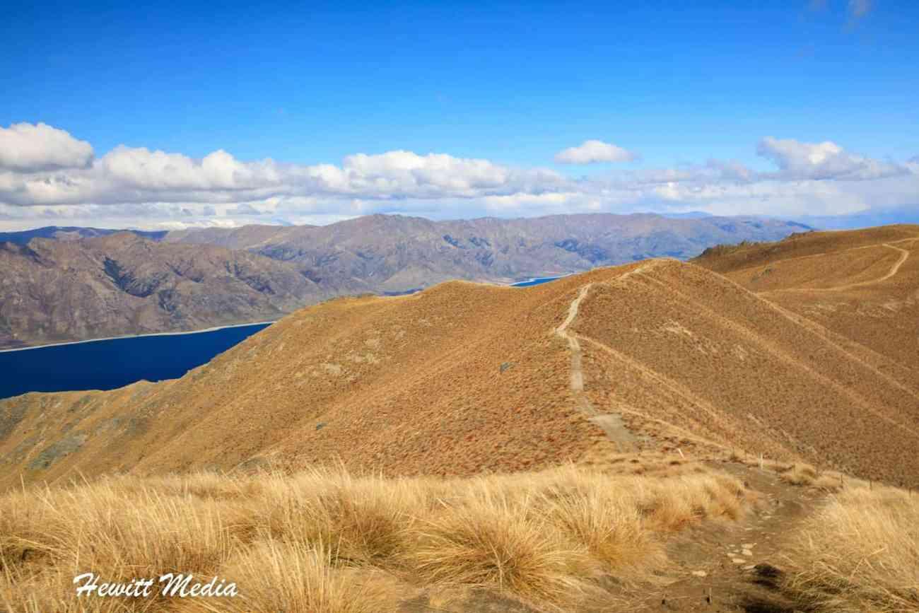 Isthmus Peak Track Hike-5040