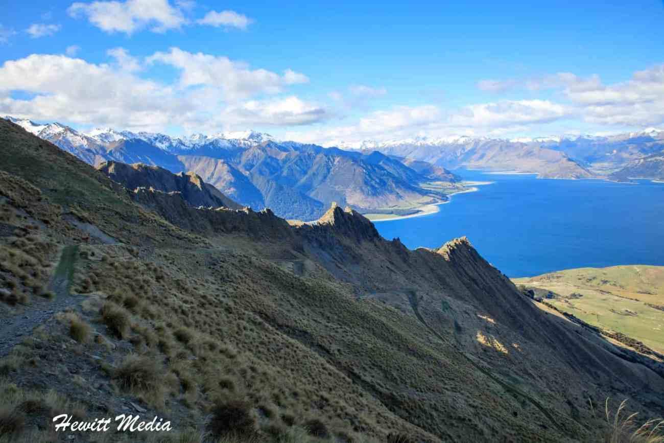Isthmus Peak Track Hike-5086