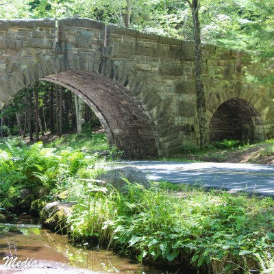 Acadia Carriage Road Bridge