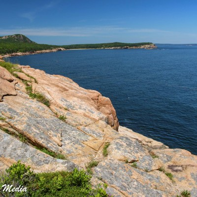 The Otter Cliffs