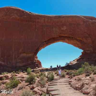 Windows Arch Trail