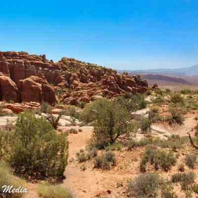 Arches National Park Park