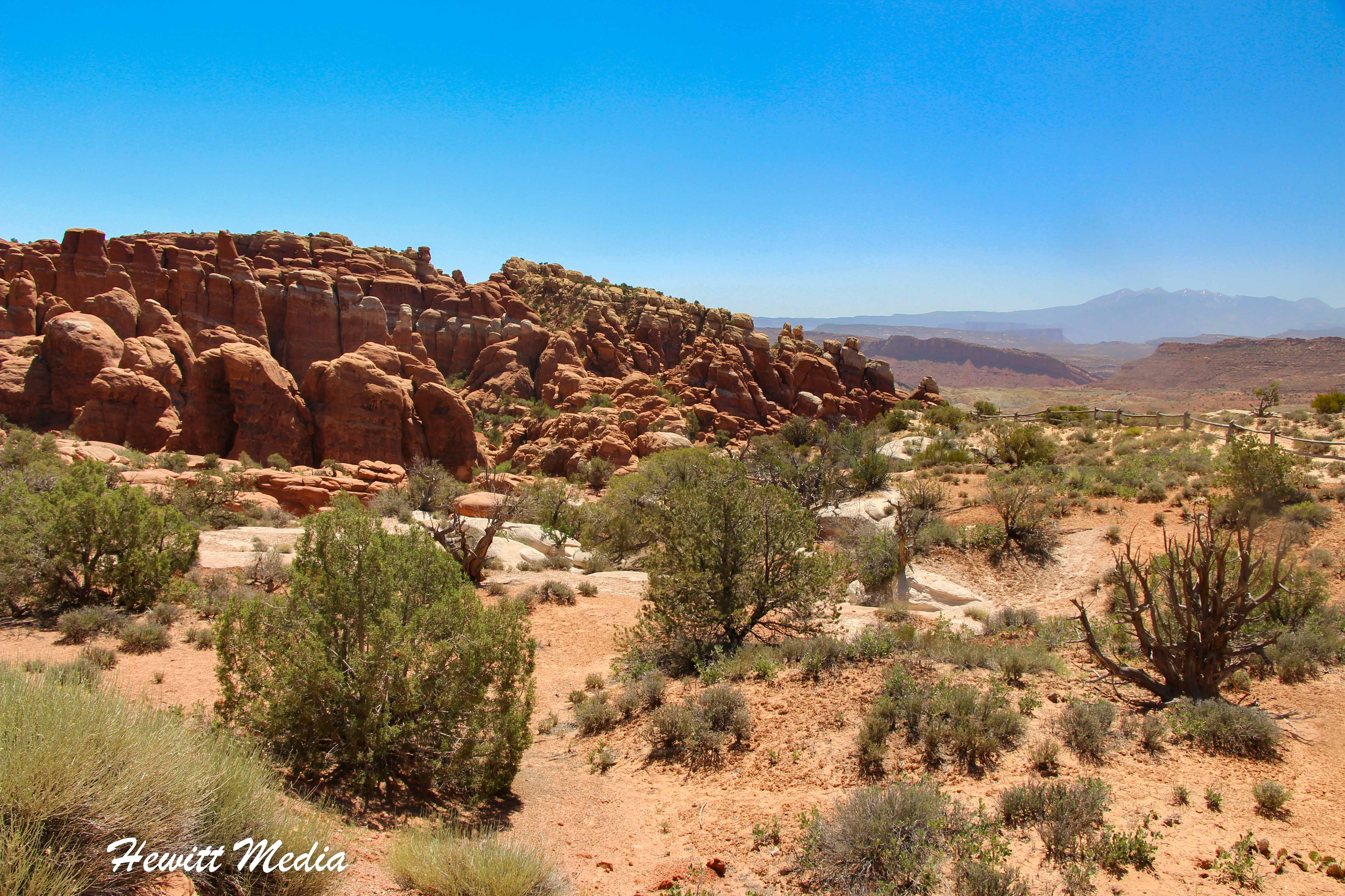 Arches National Park Park