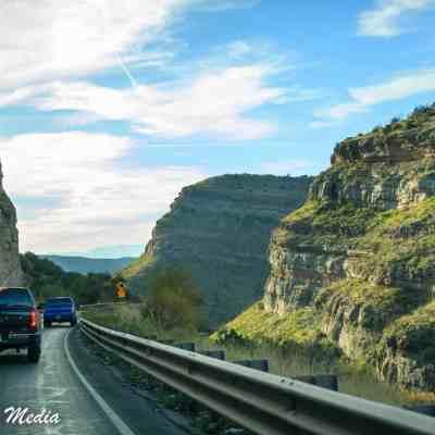 Heading to Carlsbad Caverns National Park