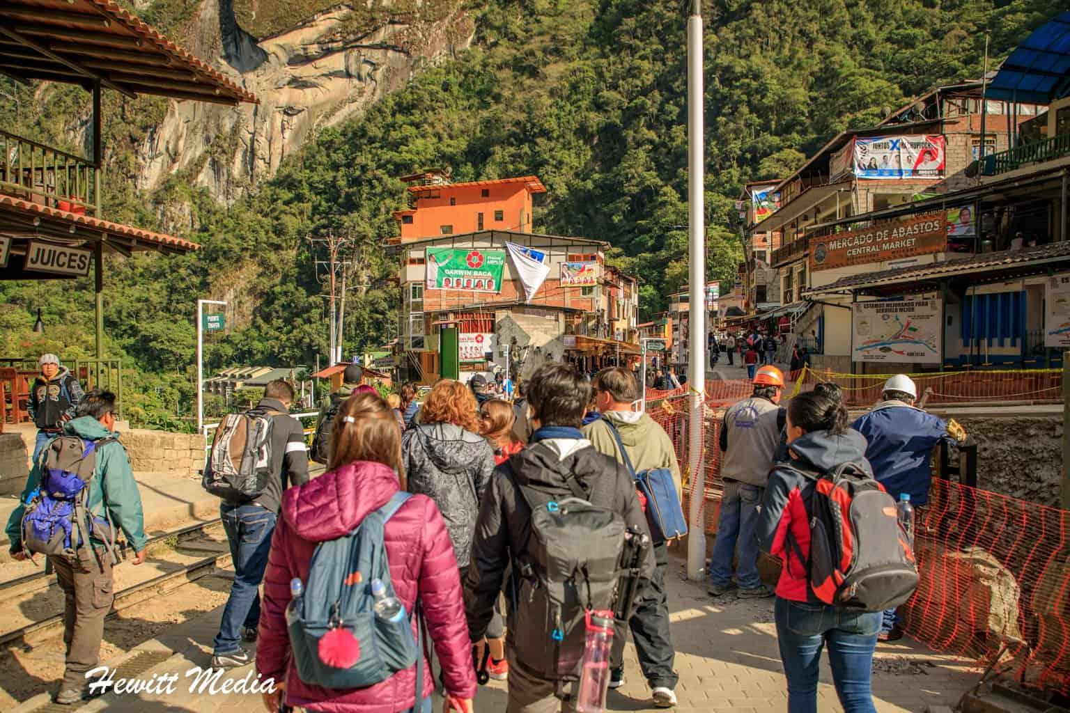 Aguas Calientes (Machu Picchu Town)