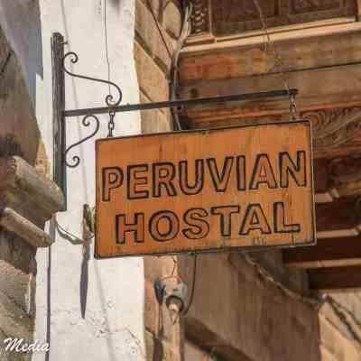 Hostal in Cuso, Peru