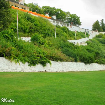 Historic Fort Mackinac
