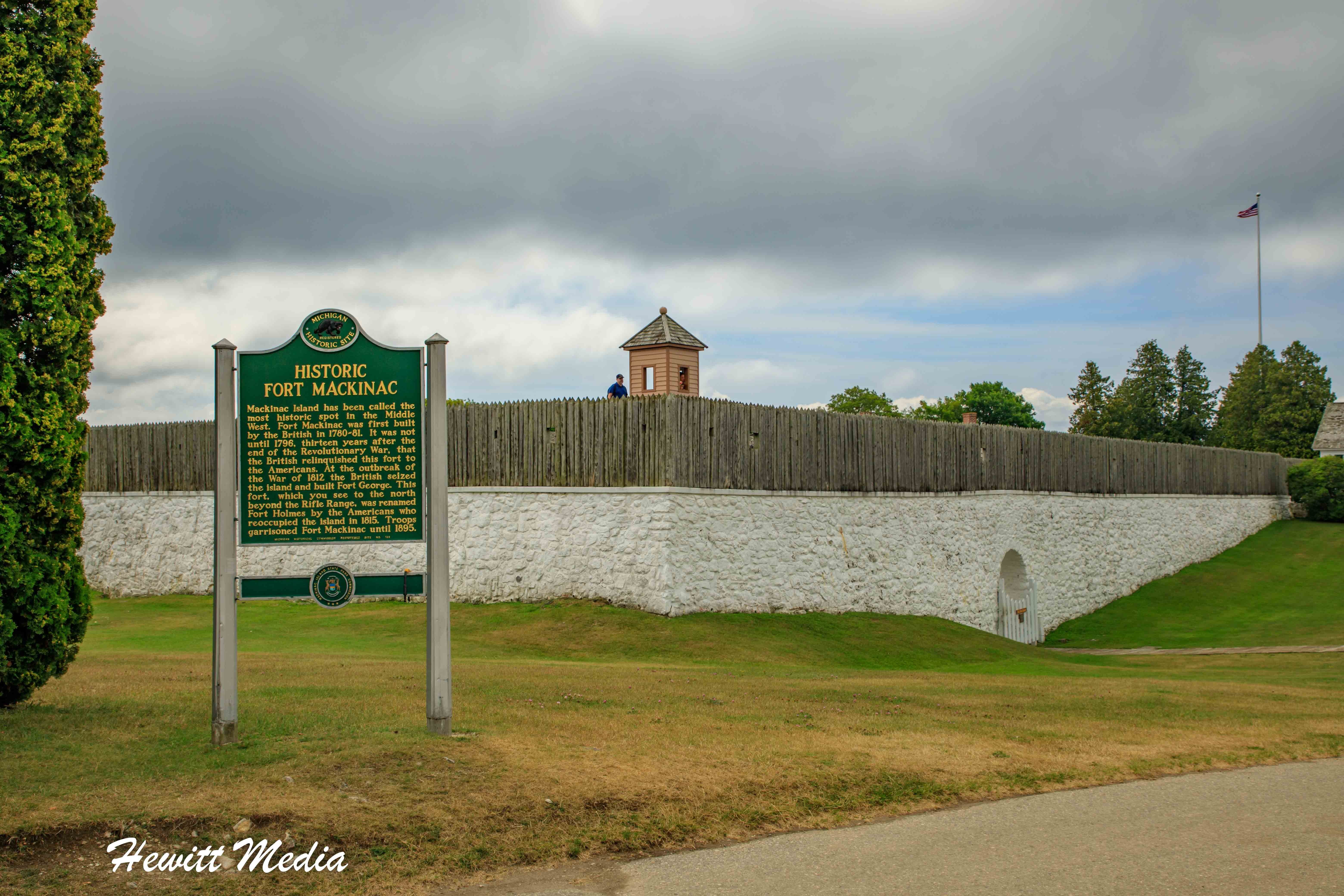 Fort Mackinaw