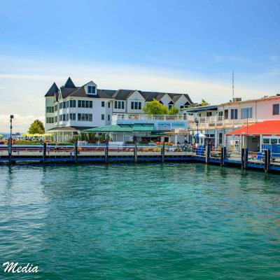 The Harbor on Mackinac Island