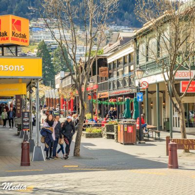 Downtown Queenstown