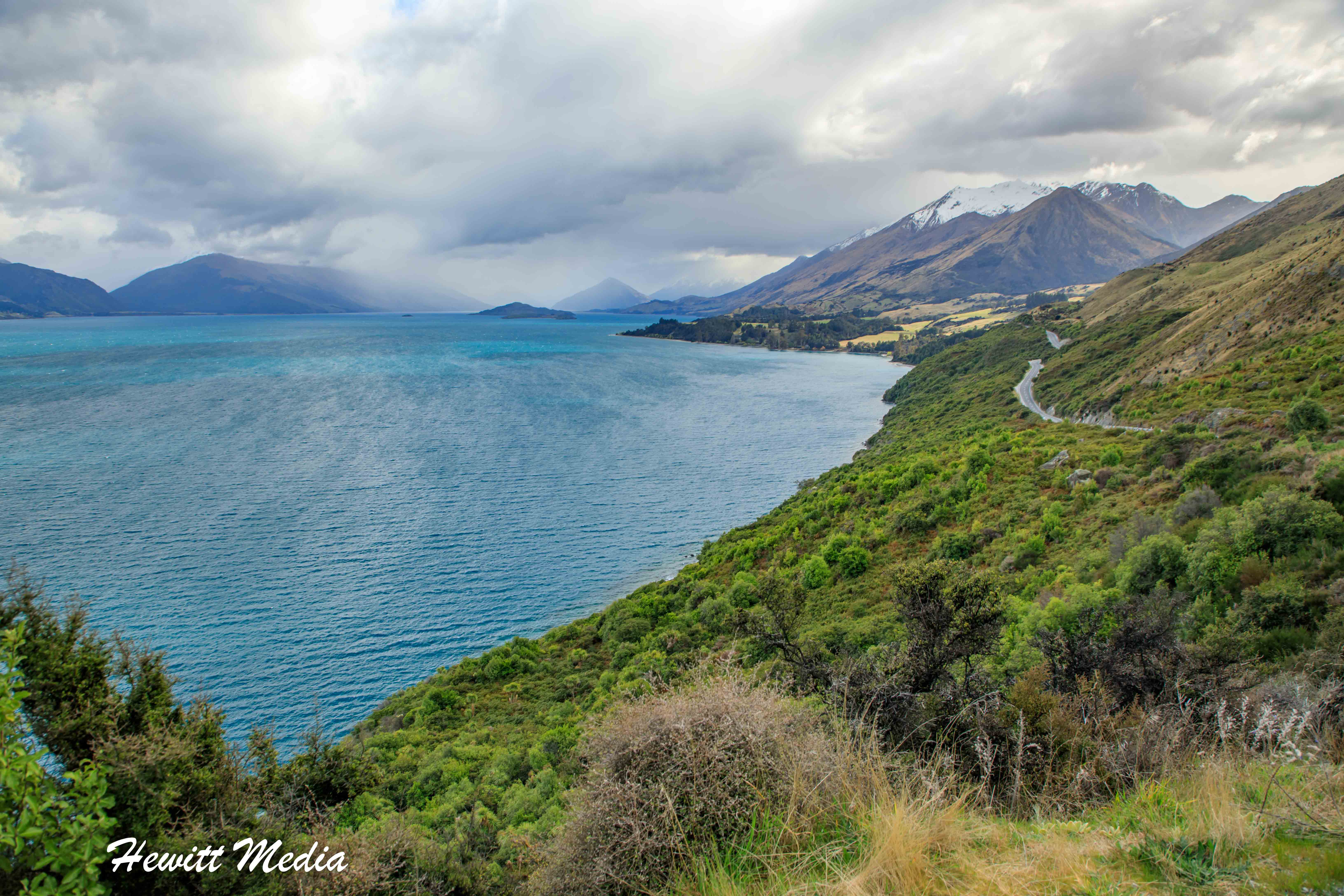 The Road to Glenorchy
