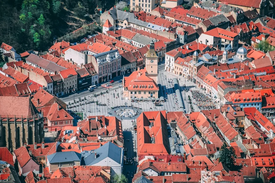 Top Destinations in Europe - Brasov
