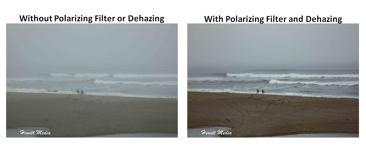 Photographing in Fog