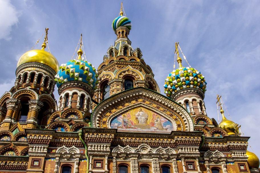 Top European Destinations - St. Petersburg