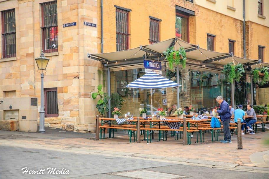 Restaurant in The Rocks Neighborhood