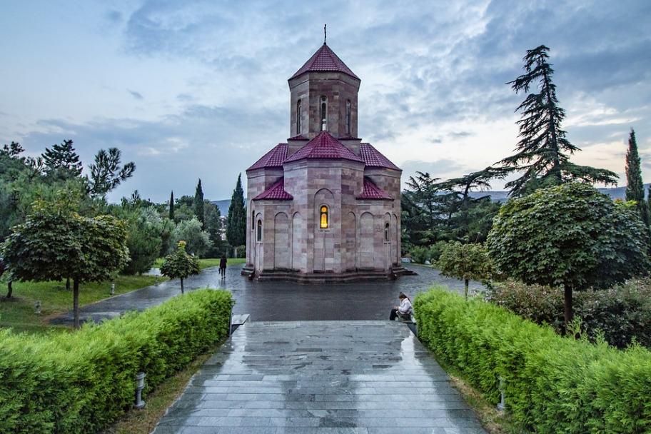 Europe's Top Destinations - Tbilisi