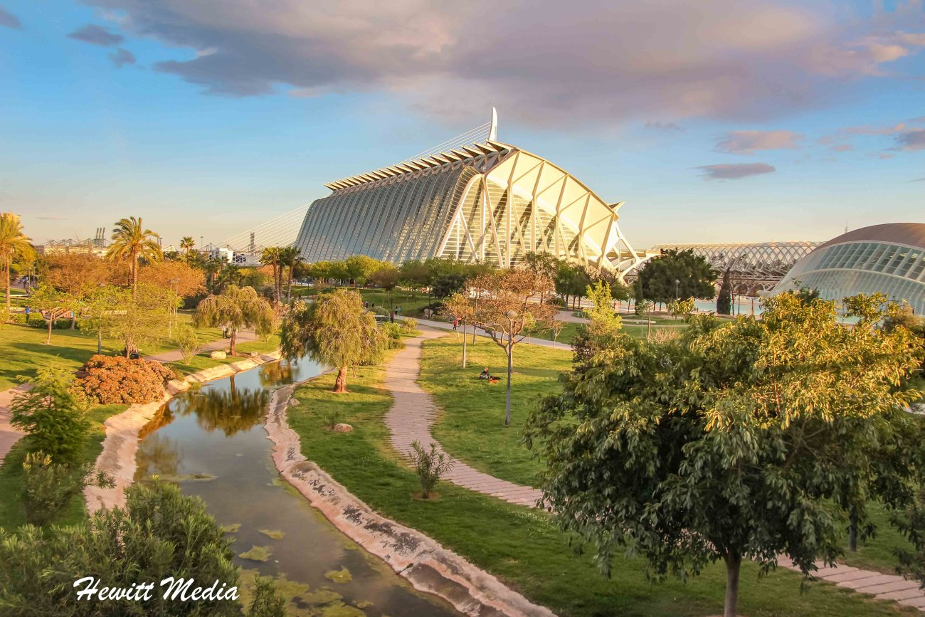 Top Destinations in Europe - Valencia