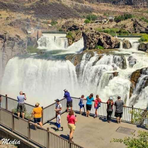 Shoshone Falls-1488