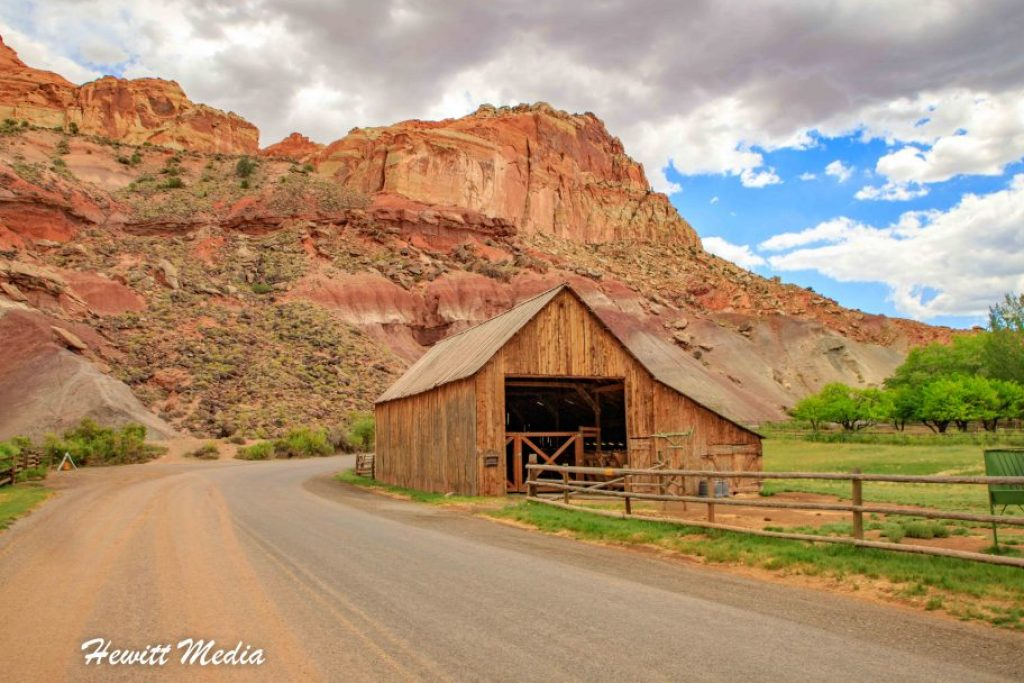 Southern Utah Attractions - Capitol Reef National Park