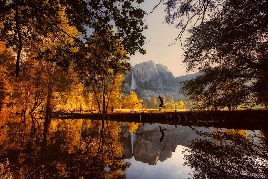 Yosemite National Park Autumn