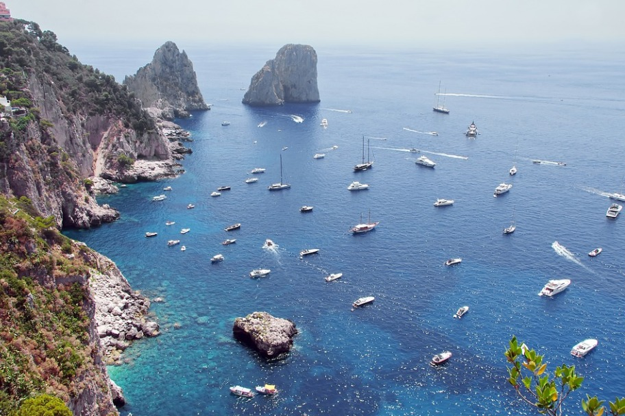 Capri Travel Guide - Belvedere of Punta Cannone