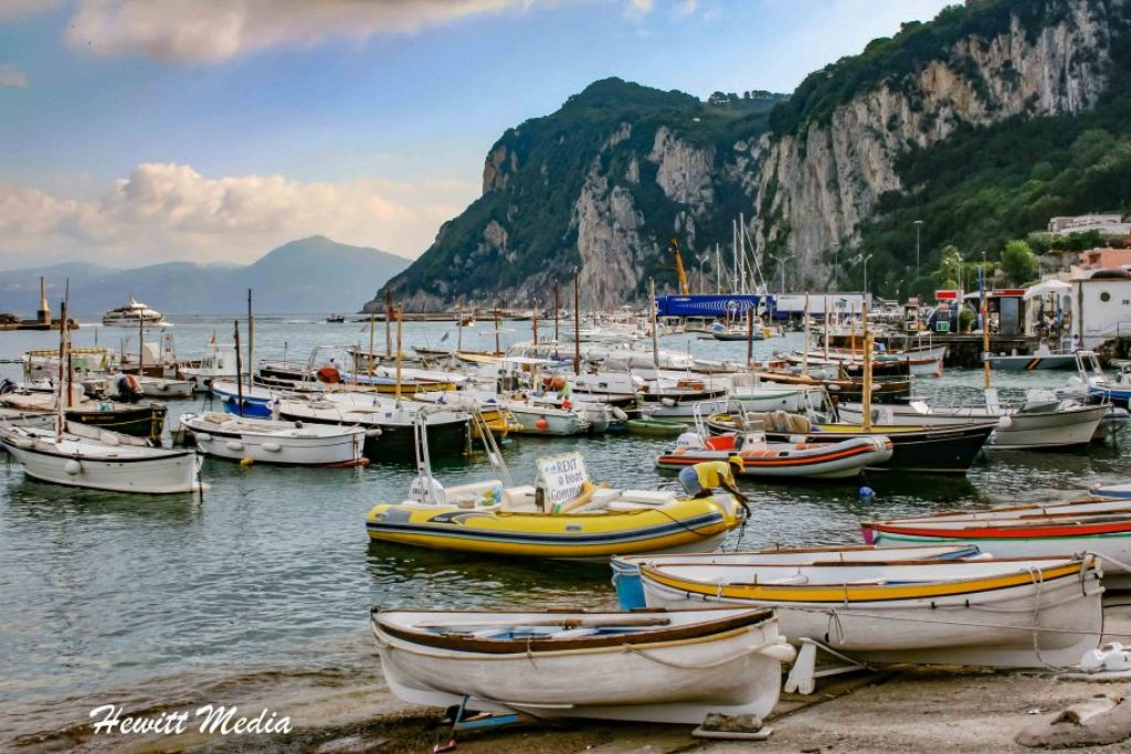 Capri Travel Guide - Marina di Capri