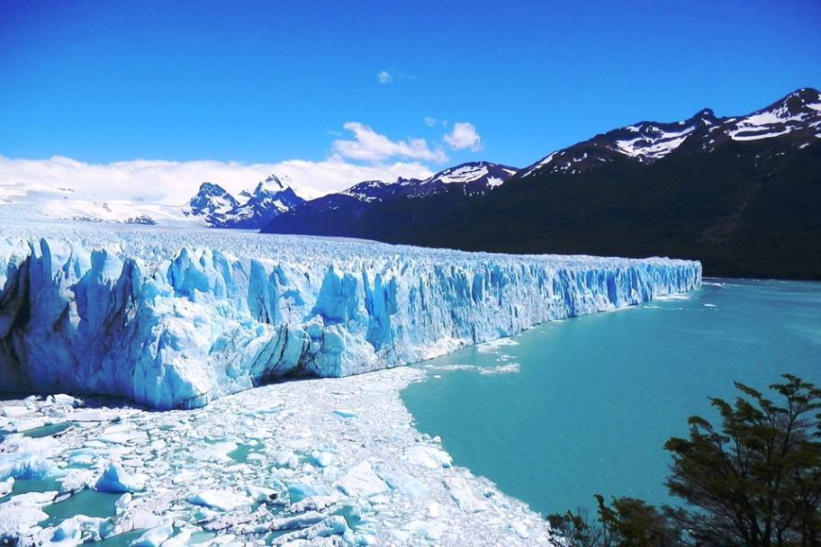 Top 2021 Travel Destinations - Los Glaciares National Park, Argentina