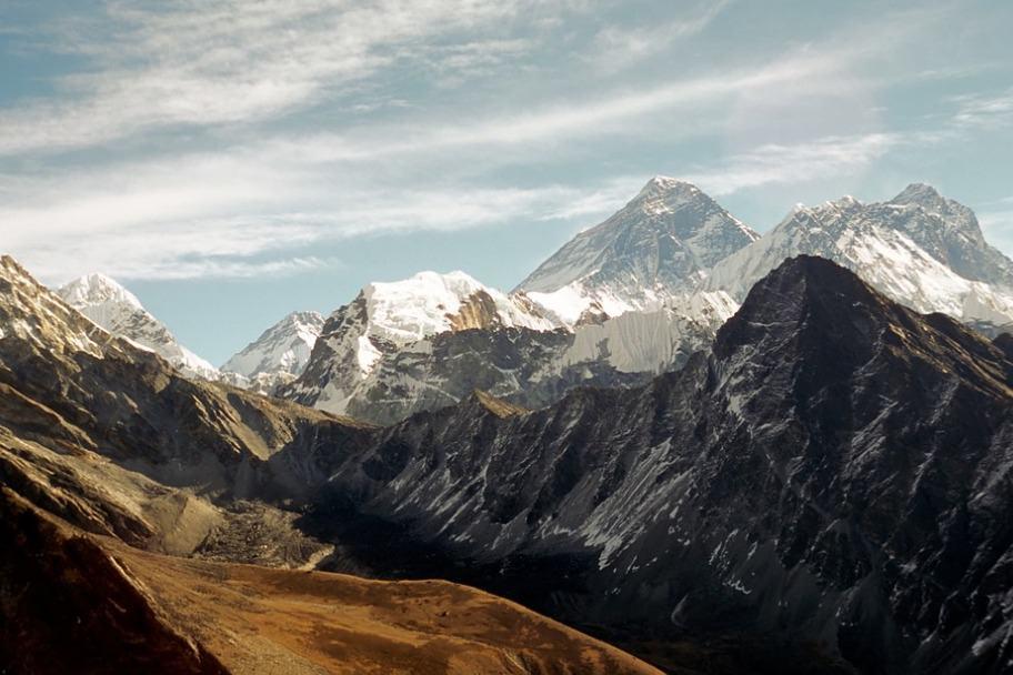 Top 2021 Travel Destinations - Sagarmatha National Park, Nepal