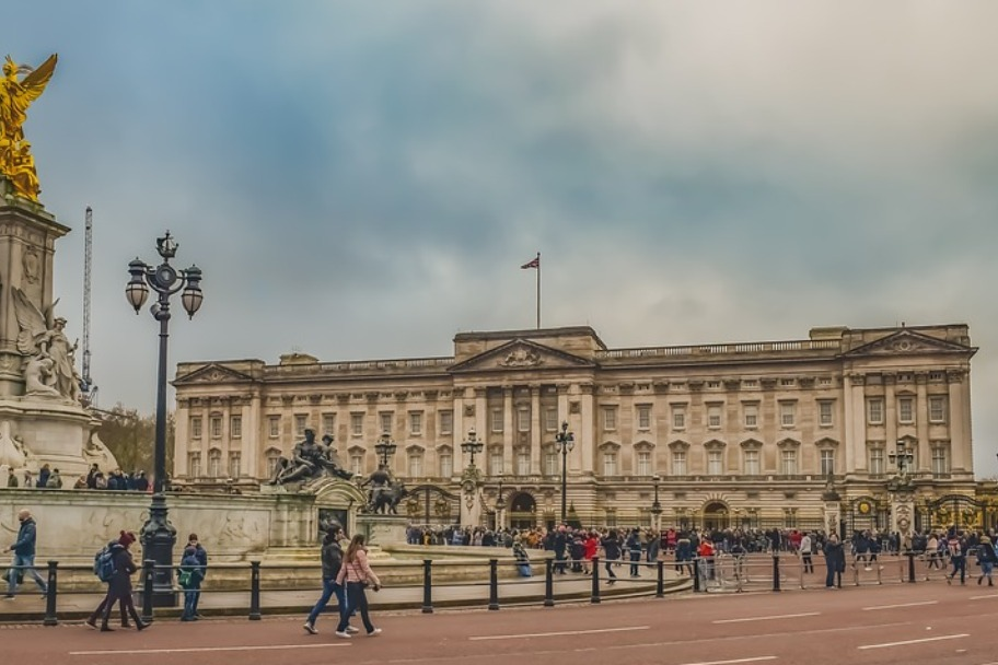 London travel guide - Buckingham Palace