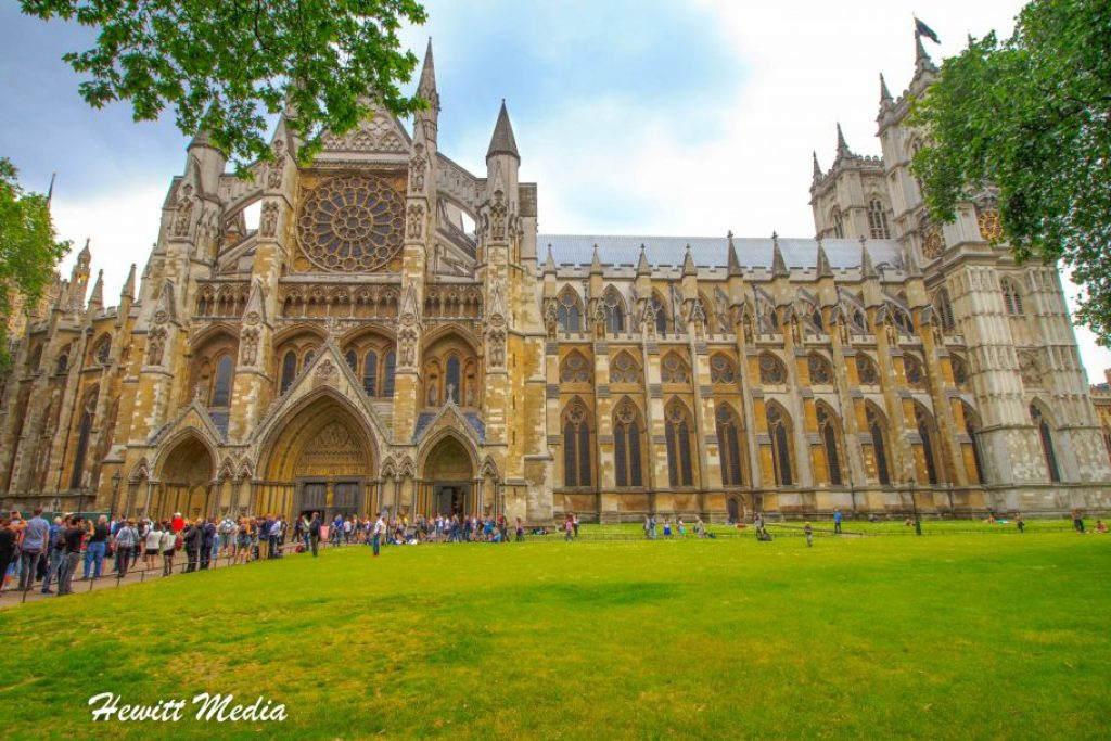 London travel guide - Westminster Abbey