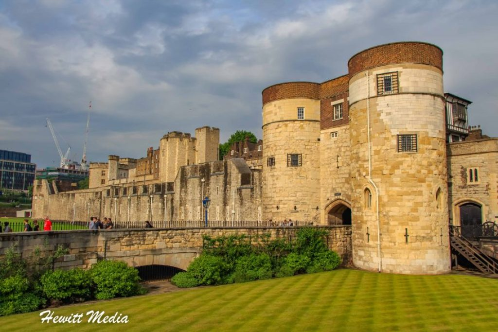 London travel guide - Tower of London
