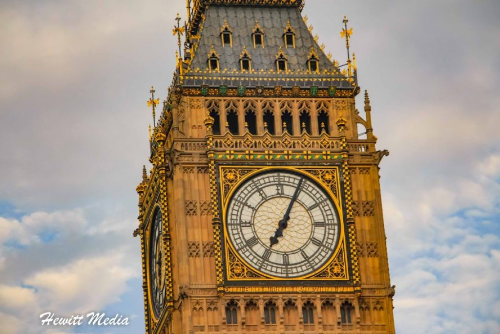 London travel guide - Big Ben