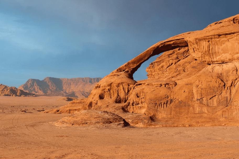 Middle East Trip - Wadi Rum